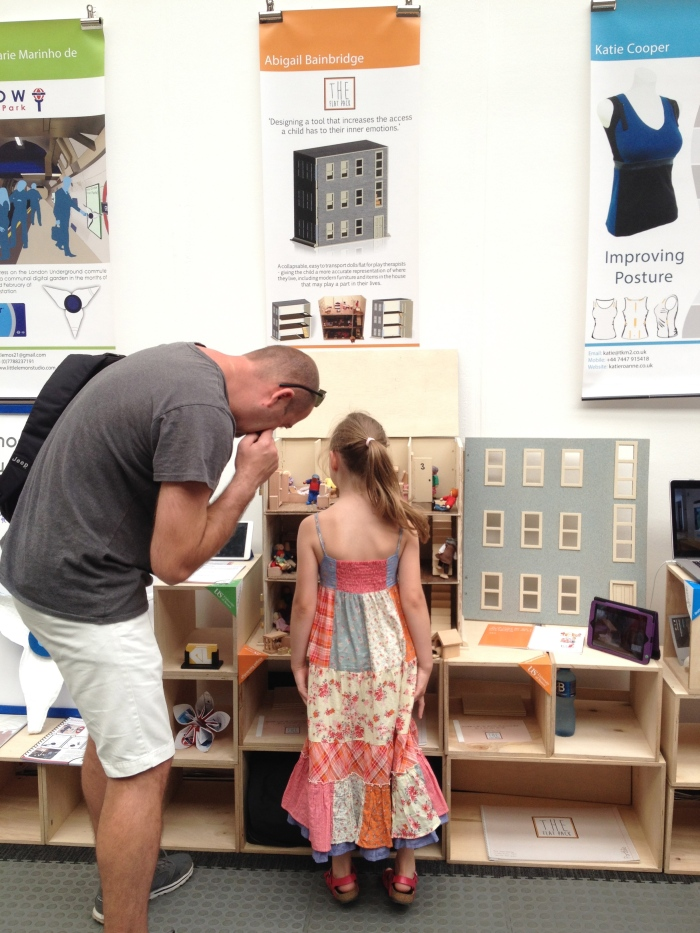 Both Young and Old Exploring New Designers